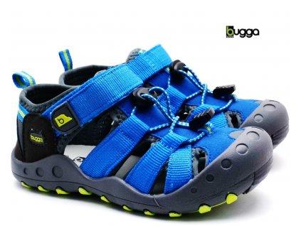Dětské sandále LALA BUGGA B00159-04 modrá