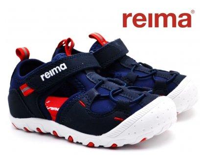 Dětské sandále REIMA Rhombus Navy