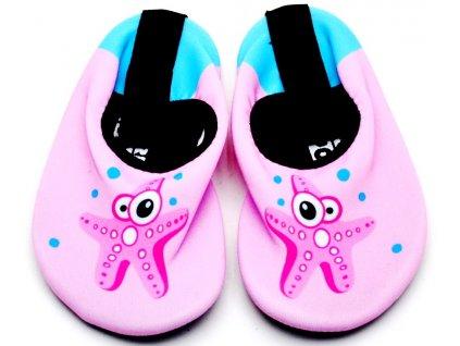 Barefoot boty do vody Extreme sports hvězdice