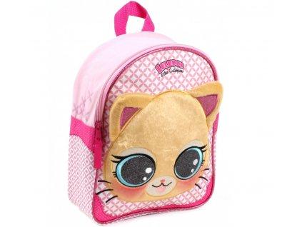 Dětský batoh 3D LULUPOP kočka Va 9108