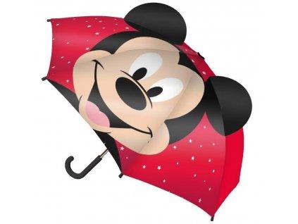 Deštník dětský 3D MICKEY Cer 416-263