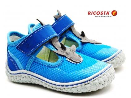 Dětské barefoot sandály RICOSTA 17203 131 atoll