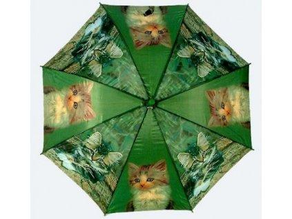 Deštník dětský 910610 Kočičky
