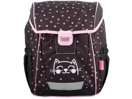 Hama Školní aktovka pro prvňáčky Kočička, hmotnost 0,75 kg