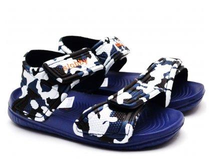 Dětské sandále SLOBBY 191-0018 modré