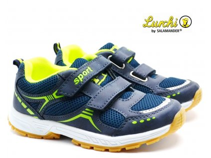 LURCHI 33-23422-32 navy dětské boty