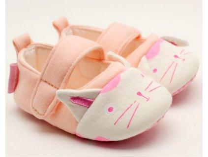 Capáčky TUTU balerínky růžové