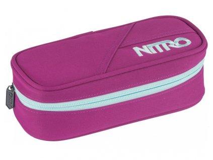 Penál NITRO PENCIL CASE Grateful pink
