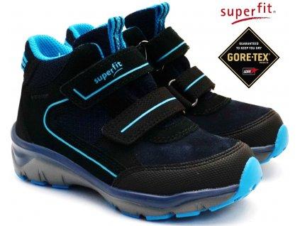 SUPERFIT 1-000239-0010 dětské boty