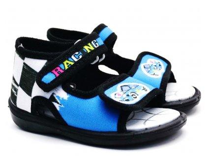 Dětské sandále 3F 2Pu26/3 Auto