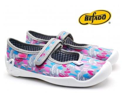 BEFADO 114X374 Bačkory