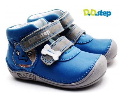 Dětské boty DDstep 018-58 buldog