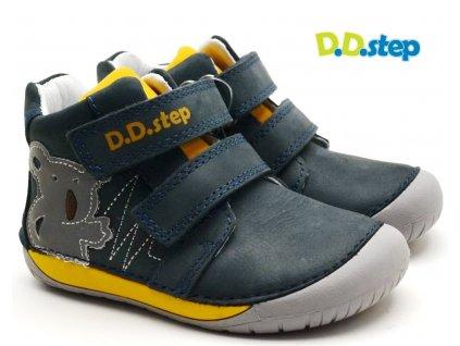 Dětské barefoot boty DDstep 070-56A
