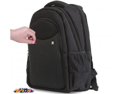 Studentský batoh PIXIE CREW PXB-05-L24 ČERNÝ