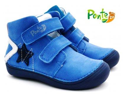 Dětské boty PONTE PP120A-DA03-808A modré