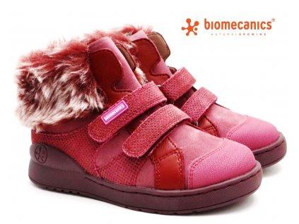 Dětské boty BIOMECANICS 201202 B-DECO