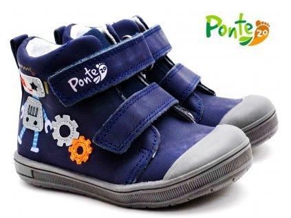 Dětské boty PONTE PP120A-DA03 robot