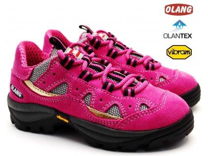 OLANG SOLE TEX 847 Treková obuv