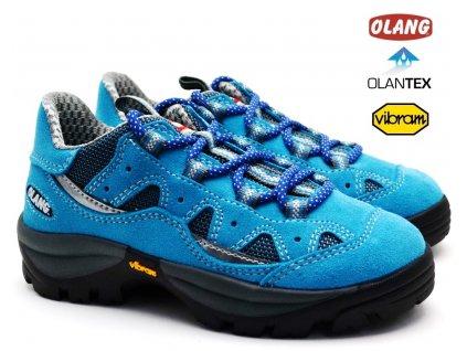 OLANG SOLE.TEX 830 trekové boty