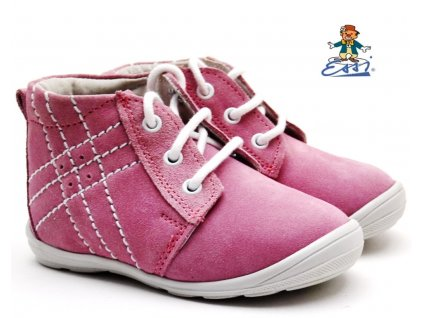 Dětské boty ESSI SÁZAVAN S 2009 růžové