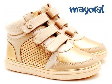 Dívčí boty MAYORAL 44.141 050 Rose