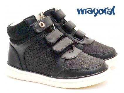 Dívčí boty MAYORAL 44.141 051 Black