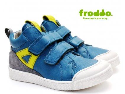 Dětské boty FRODDO G2110081-1