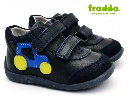 Dětské boty FRODDO G2130215 Auto