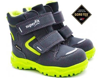 Zimní boty SUPERFIT 1-000047-2000 Husky