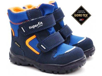 Zimní boty SUPERFIT 1-000047-8010 Husky