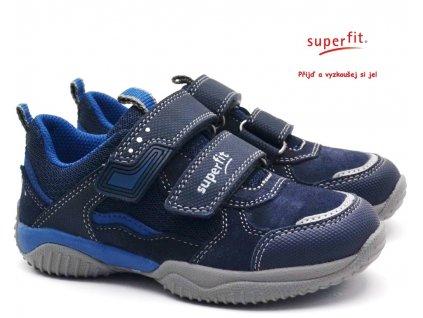 Dětské boty SUPERFIT 1-006382-8000 Storm