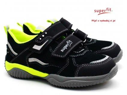 Dětské boty SUPERFIT 1-006382-0000 Storm