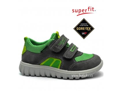 SUPERFIT obuv 0-00190-07 stone multi
