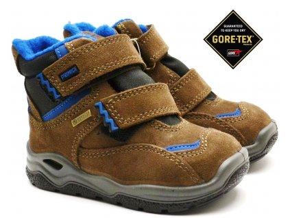 Zimní boty PRIMIGI PGYGT 63625 22