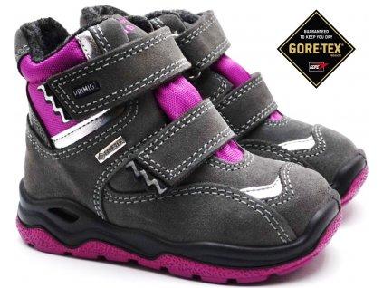 Zimní boty PRIMIGI PGYGT 63625 55