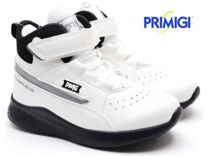 Dětské blikající boty PRIMIGI PIL 64588 00 Bianco