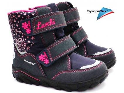 Zimní boty LURCHI 33-33011-32 Atlantic