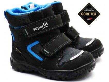 Zimní boty SUPERFIT 1-000047-0000 Husky