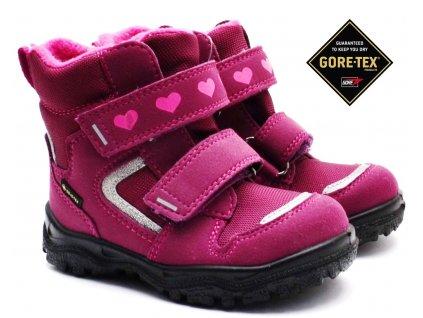 Zimní boty SUPERFIT 1-000045-5010 Husky