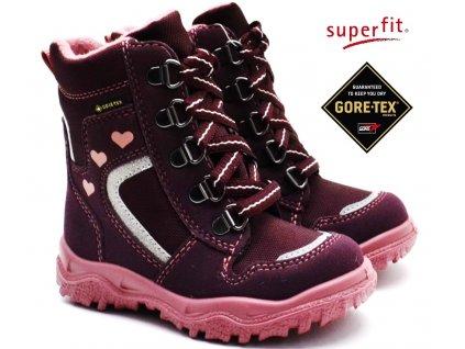 Zimní boty SUPERFIT 1-000046-5000 Husky
