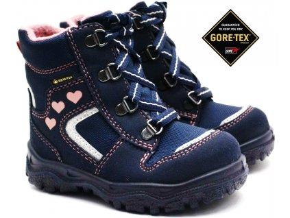 Zimní boty SUPERFIT 1-000046-8000 Husky