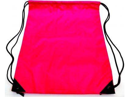 Pytlík na cvičební úbor růžový