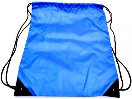 Pytlík na cvičební úbor modrý