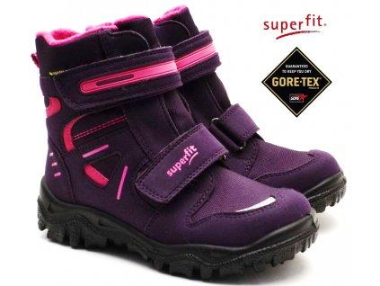 Zimní boty SUPERFIT 0-809080-9000 Husky