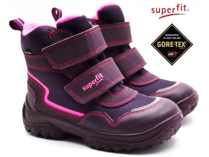 Zimní boty SUPERFIT 1-000024-8500 Snowcat
