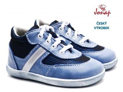 JONAP 727251-051m Dětské boty modré