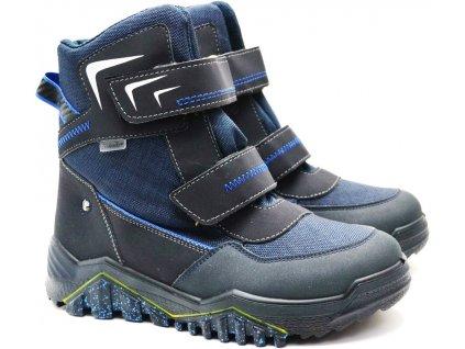 Zimní boty RICOSTA 35305 382 Merlot