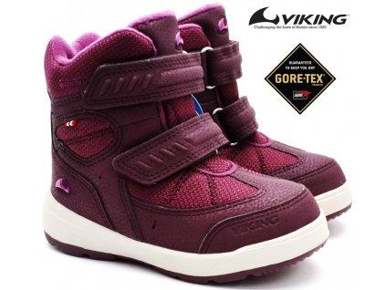 Zimní boty VIKING 3-87060 4140 Goretex