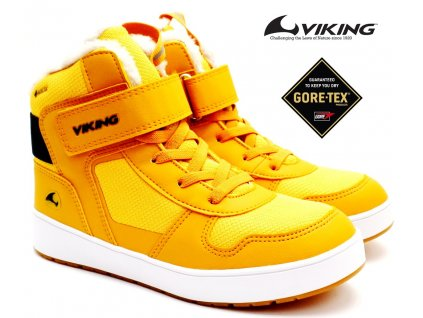 Zimní boty VIKING 3-90170 7270 Goretex