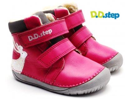 Zimní boty DDstep 070-755 jelen